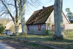 Der Ort Speck ist Teil der Gemeinde Kargow - Eingang zum Müritz Nationalpark.