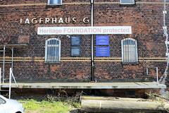 Lagerhaus G am Dessauer Ufer, Hamburg Kleiner Grasbrook.