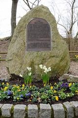Gedenkstätte KZ Wittmoor in Hamburg Duvenstedt