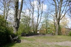 Licentiatenberg, Grünanlage im Hamburger Stadtteil Groß Borstel.