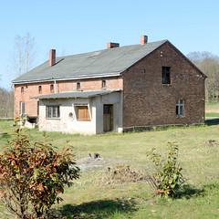 Der Ort  Buschmühl  ist jetzt Teil Gemeinde Beggerow und liegt im Landkreis Mecklenburgische Seenplatte in Mecklenburg-Vorpommern.