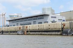 Cruise Center Baakenhöft am Kirchenpauerkai in der Hamburger Hafencity.