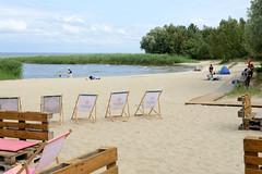 Bellin ist ein Ferienort am Stettiner Haff im Landkreis Vorpommern-Greifswald in Mecklenburg-Vorpommern.