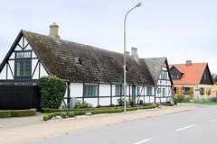 Fotos aus der Stadt Skanör med Falsterbo in der südschwedischen Provinz  Skåne län.