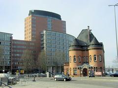 Fotos vom Kehrwieder in der Hamburger Speicherstadt, Stadtteil Hafencity.