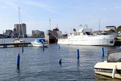 Kalmar ist eine südschwedische Stadt am zur Ostsee gehörenden Kalmarsund.